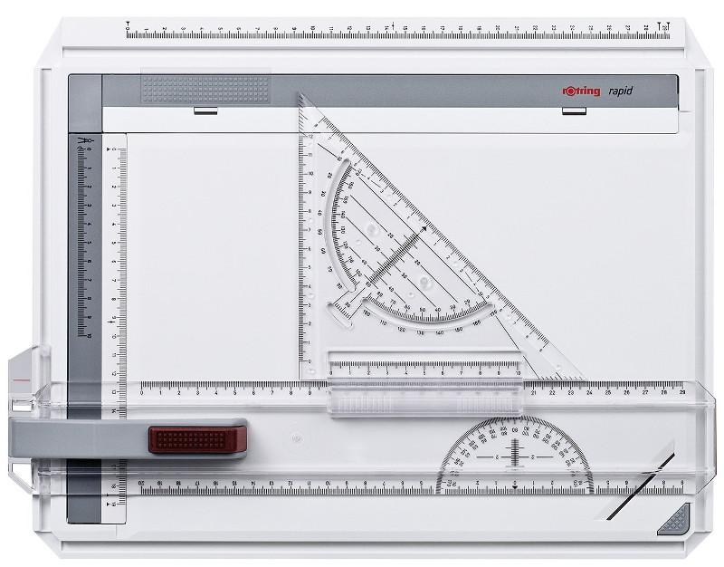 Tablero de dibujo Rotring Rapid
