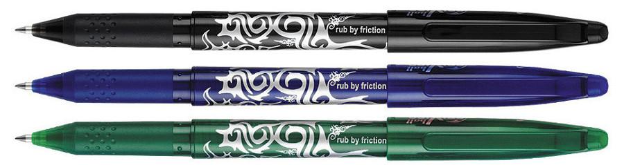 Bolígrafos borrables Pilot Frixion
