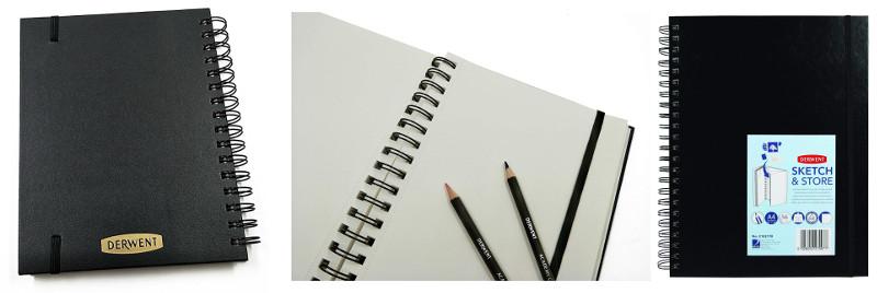 Cuadernos de dibujo Derwent
