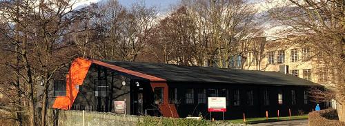 Museo del lápiz Derwent