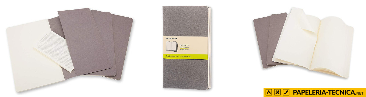 Cuadernos Moleskine Cahiers