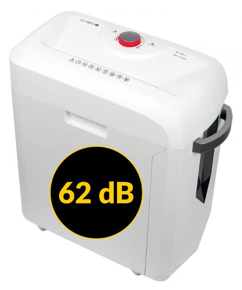 Destructora de 62 db