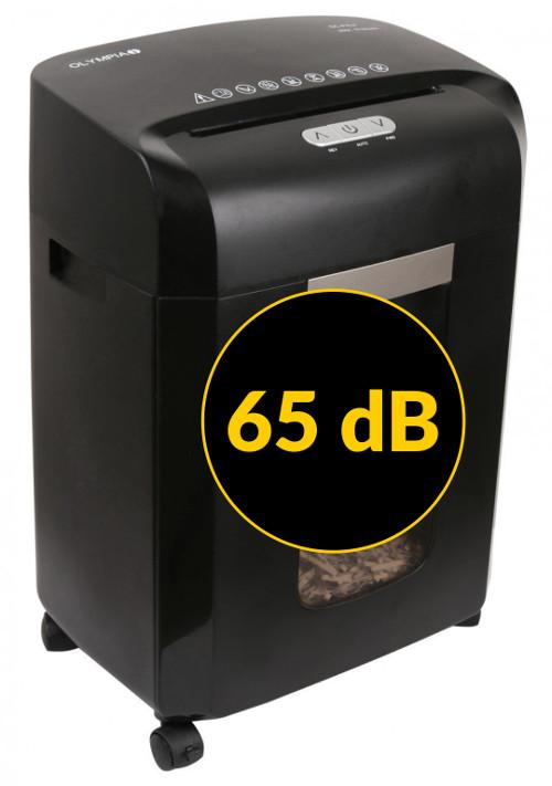 Destructora de 65 db