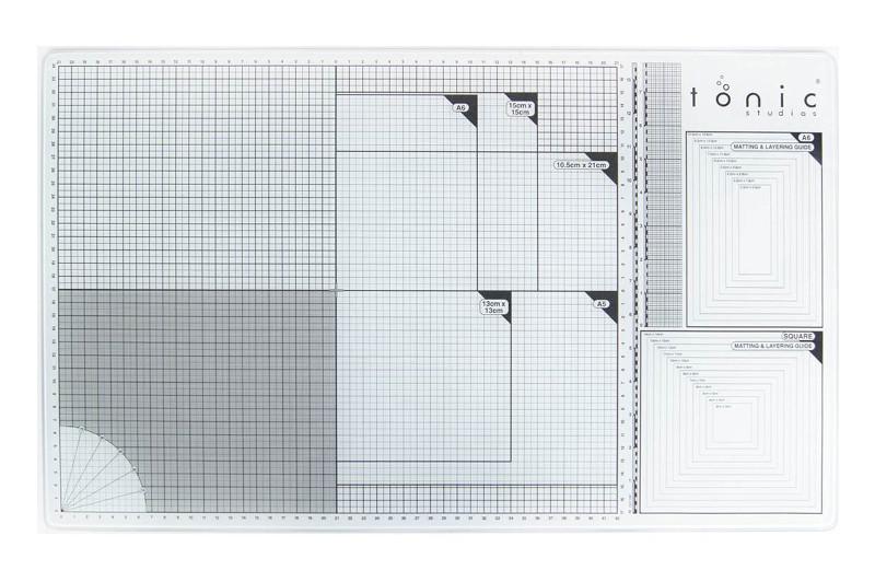 Comprar plancha de corte de vidrio Tonic Studios