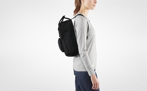 Portabotellas bolsas escolares Kanken