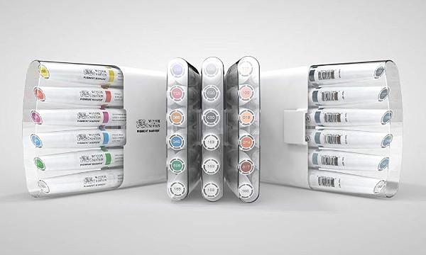 Rotuladores Winsor & Newton Pigment Marker