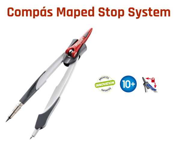 Compas Maped Stop System