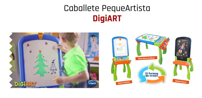 caballete escolar para niños con pizarra interactiva