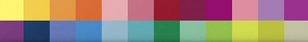 Colores rotuladores Promarker diseño