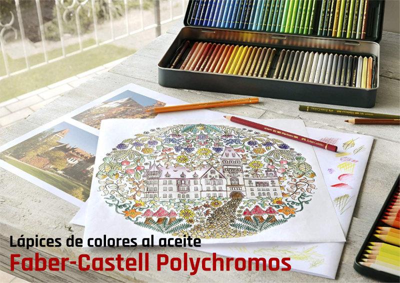 Lápices Faber-Castell Polychromos