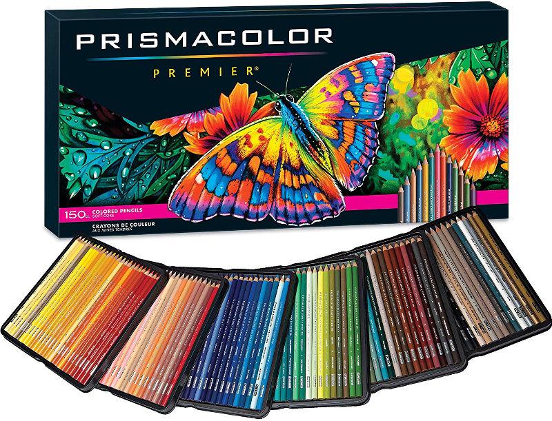 Caja de lápices Prismacolor 150 colores