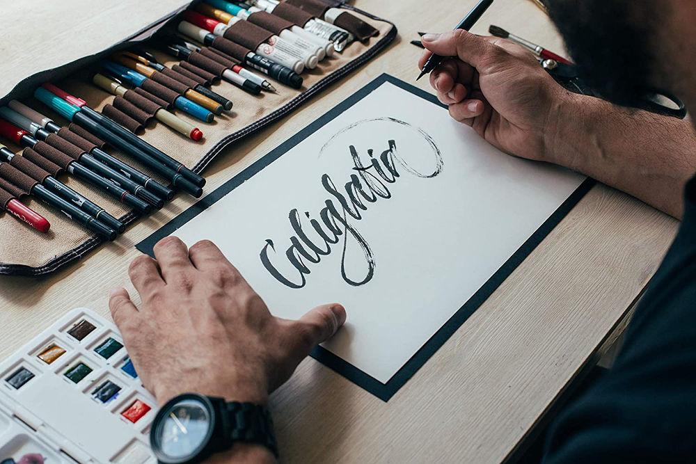 Papel japonés para caligrafía Clairefontaine