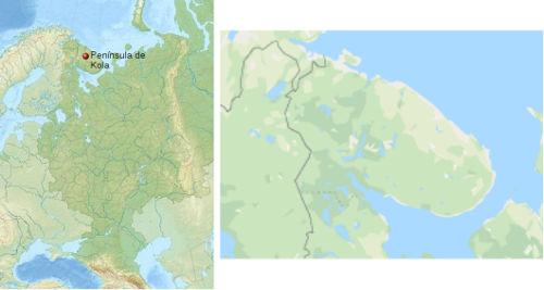 Península de Kola Kolinski