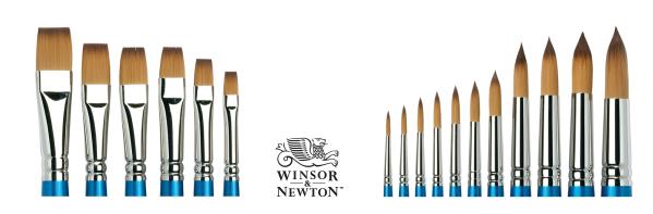 Pinceles para acuarela Winsor & Newton Cotman