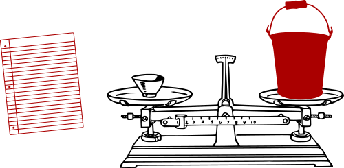 Prismacolor bascula