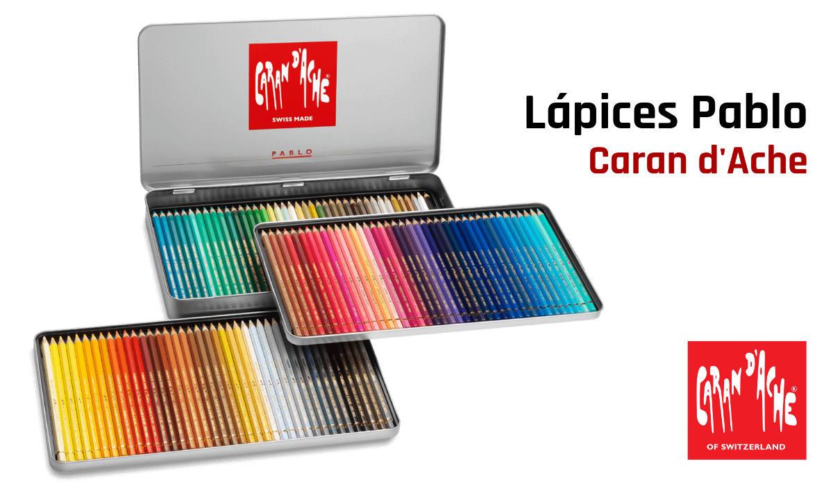 Lápices de colores Pablo
