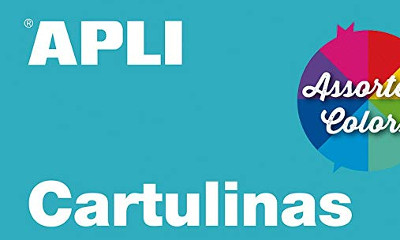 Cartulinas Apli