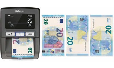Los mejores contadores y detectores de billetes falsos