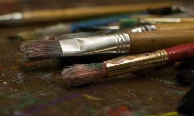 Cómo elegir un pincel para tus obras
