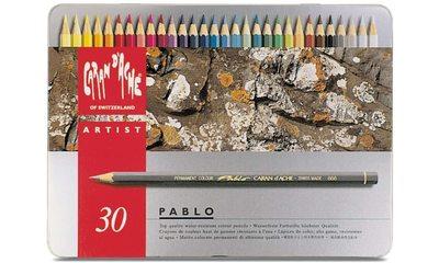 Lápices de colores Caran d'Ache Pablo
