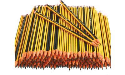 Lápices escolares de grafito Staedtler Noris
