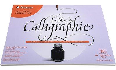 Papel para caligrafía