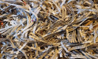 ¿Cuánto cuesta una destructora de papel?