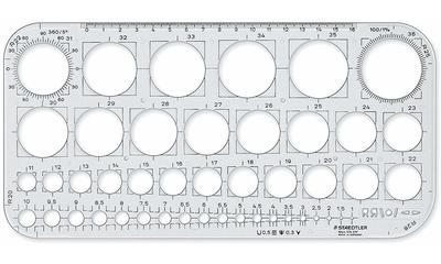 Tipos De Plantillas Para Dibujo Tecnico