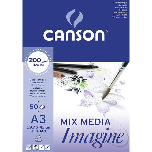 Canson Mix Media Imagine 200g